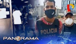 Disparos en flagrancia: policía frustra asaltos y detiene a peligrosos delincuentes