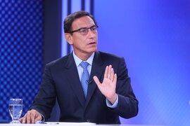 """Martín Vizcarra sobre caso Swing: """"El señor Cisneros conmigo no se ha reunido"""""""