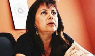"""Rocío Silva Santisteban: """"el Partido Morado no tienen la mínima posibilidad de ganar"""""""