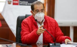 No hay contradicción entre lo señalado por la UNOPS y el presidente Vizcarra, dice Martos