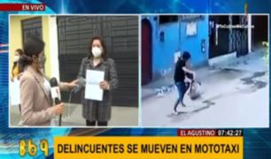 El Agustino: vecinos del Jr. Chaviña denuncian abandono de municipio y PNP