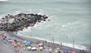 Control del aforo a playas sería plasmada en decreto este miércoles, según alcalde de Lima
