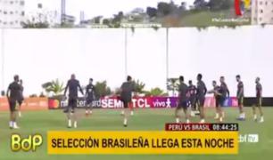 Perú vs Brasil: 'Verdeamarela' llega esta noche a Lima