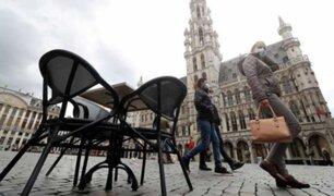 OMS: Europa podría llegar a su límite en las siguientes semanas