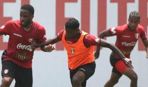 Perú vs. Brasil: Bicolor reconoce Estadio Nacional previo al partido de mañana