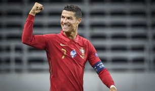 Futbolista Cristiano Ronaldo anuncia que Qatar 2022 será su último mundial
