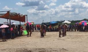 """¡INSÓLITO! Celebran """"Miss Playa"""" en Iquitos burlando todos los protocolos sanitarios"""