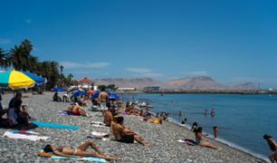 La Punta: alcalde y vecinos piden cierre de playas ante posibles contagios de COVID-19