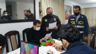 Desarticulan red criminal que operaba dentro de Universidad Tecnológica de Lima Sur