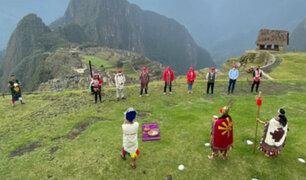 Perú recibe sello 'Safe Travel's' que lo certifica como destino seguro ante pandemia