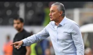 """Perú vs Brasil: Tite afirma que esta vez enfrentará """"a un oponente más fuerte"""""""