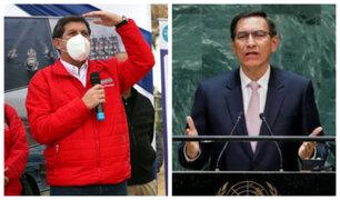 Ministro de Defensa sobre acusación a Vizcarra: Ya dio las explicaciones correspondientes