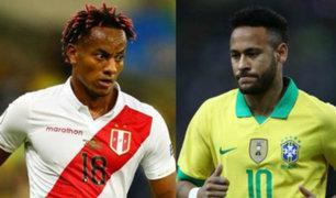 Perú vs. Brasil: Bicolor perdió 2-4 por la segunda fecha de Eliminatorias Qatar 2022