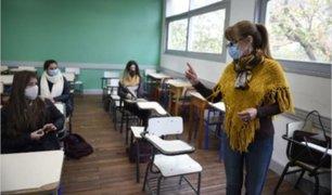 Argentina: clases presenciales se reanudaron en Buenos Aires