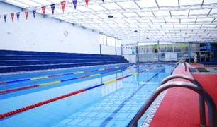 ¡Atención! Reabren academias de natación con fines médicos y bajo estrictos protocolos de bioseguridad