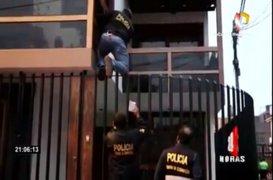 """""""Los Ingeniosos del Sur"""": Desarticulan banda que operaba en Universidad Tecnológica de Lima Sur"""