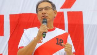 Martín Vizcarra: Un equipo como Brasil no necesita la ayuda del árbitro