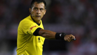 Julio Bascuñán y su otro polémico arbitraje en el River Plate vs. Cerro Porteño