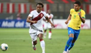 Casemiro pidió respeto para árbitro Julio Bascuñán