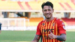 Gianluca Lapadula inició trámites para obtener su DNI y ser convocado a la Bicolor