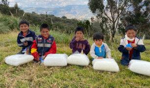 Lanzan campaña para llevar un millón de raciones de comida a más necesitados del Perú