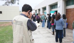 Elecciones 2021: JNE pide presencia de observadores de seis organismos internacionales