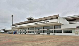 MTC inicia investigación por accidente aéreo en aeropuerto de Iquitos