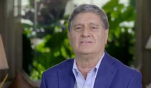 """¡Exclusivo! Diez Canseco: """"He tomado la decisión de no continuar en la carrera a la candidatura presidencial"""""""