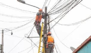 Miraflores: aprueban ordenanza que obliga al retiro de cables aéreos en desuso