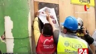 """Municipalidad de Santa Anita clausuró obras de habilitación en """"Tierra Prometida"""""""