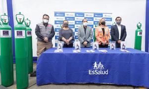 EsSalud advierte que podríamos llegar a 2 millones de contagios a fin de año