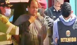 Puente Piedra: delincuente que robo camioneta lloró tras ser capturado