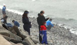 Gobierno planteará el uso gradual de las playas en tres fases, afirma alcalde Jorge Muñoz