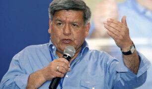 César Acuña: Comicios del 2021 permitirá a los partidos renovar  cuadros políticos