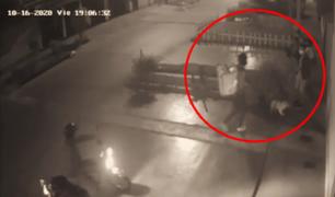 La Victoria: falso repartidor asalta a familia en Santa Catalina
