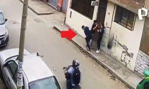 Vecinos de Campoy aterrados por alarmante incremento de robos al paso