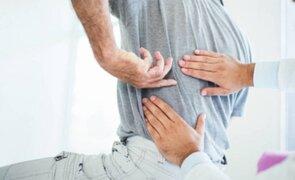 Preocupante: 60% de limeños sufren dolores crónicos pero mayoría no recibe tratamiento