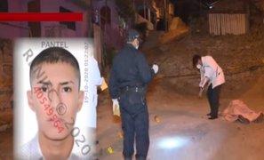 Joven fue asesinado de 8 balazos en Ventanilla
