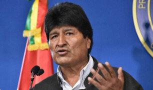 Elecciones en Bolivia: partido de expresidente Evo Morales habría logrado contundente triunfo