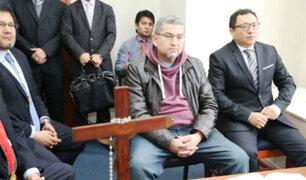 Walter Ríos: amplían por 8 meses investigación preparatoria contra exjuez