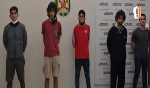 Definirán prisión preventiva para sospechosos de violación grupal en Surco