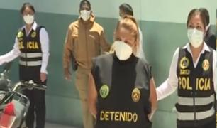 "La Victoria : PNP desarticuló presunta banda ""El clan de Vilchez"""