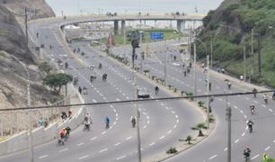 ¡Atención! Plantean prohibir el ingreso de vehículos a la Costa Verde durante sábados y domingos