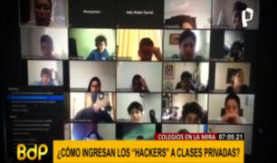 En la mira: 'Hackers' ahora atacan clases virtuales