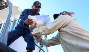 Puno: detectan presuntas anomalías en la distribución de canastas de alimentos