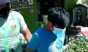 Arequipa: pescador asesina a machetazos a anciano en su vivienda