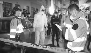 Vehículo que iba a excesiva velocidad mata a niño en el Cercado de Lima