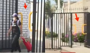 Chorrillos: Vecinos enrejan calles ante inacción de la Policía