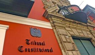 Tribunal Constitucional realizará audiencia para ver ley sobre retiro de fondos de la ONP