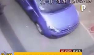Denuncia negligencia luego de que su auto fuera robado de conocida cadena de supermercados
